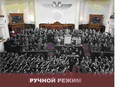 """Это не наш президент, а """"гражданин Янукович"""", это не наш парламент, а """"Верховная Зрада""""!!!"""