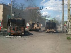 В Запорожье, возле 5-й больницы, произошел сильный взрыв. Возможно теракт!!!